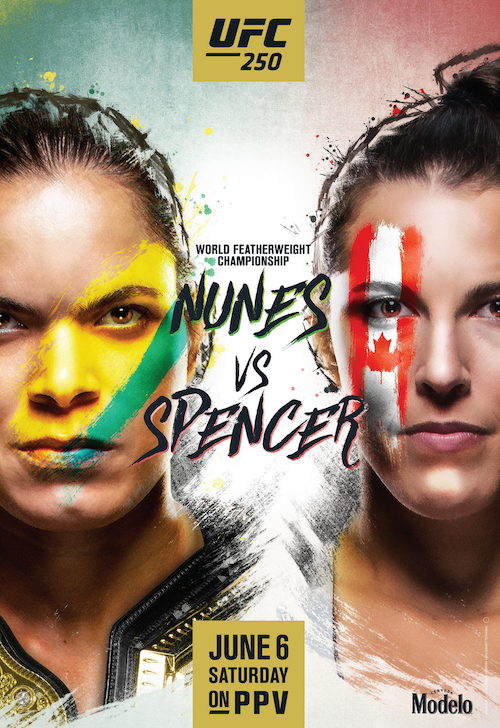 UFC 250 Free Fights Featuring Amanda Nunes, Felicia Spencer - https://t.co/OVmk2zcDB9 #AmandaNunes #FeliciaSpencer #Ufc250 https://t.co/WmeLtXyy1H