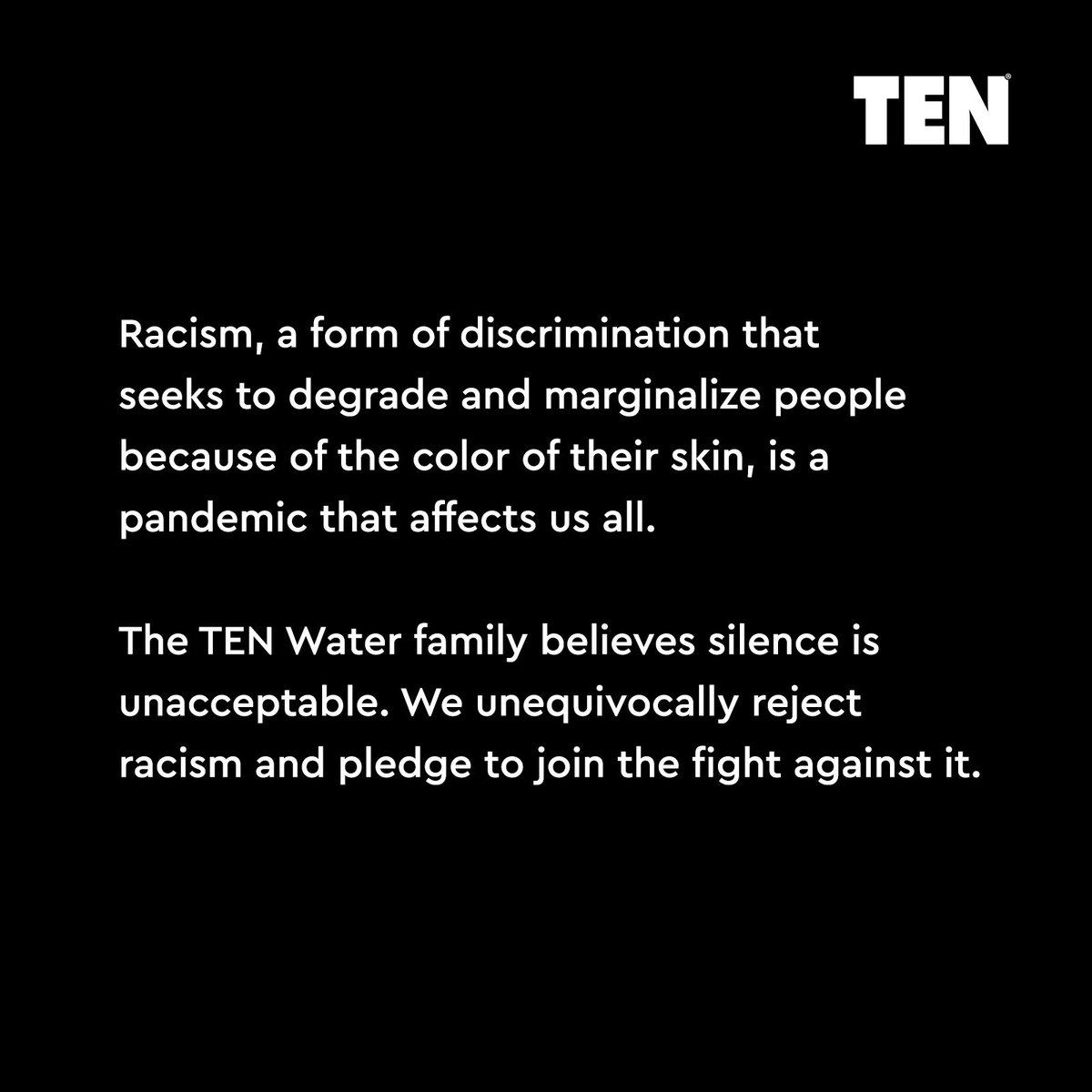We want to encourage our followers to use their voice and take time to educate those around them. Never stop using your voice to speak out against society's injustices. Spread compassion and terminate racism beyond social media in your everyday practice... https://t.co/aLI4wgxcSV