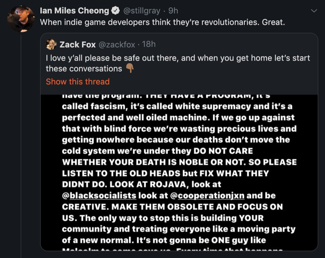 not this guy thinking zack fox made undertale LMFAO