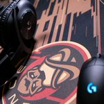 Image for the Tweet beginning: .@ENCE extends partnership with @LogitechG