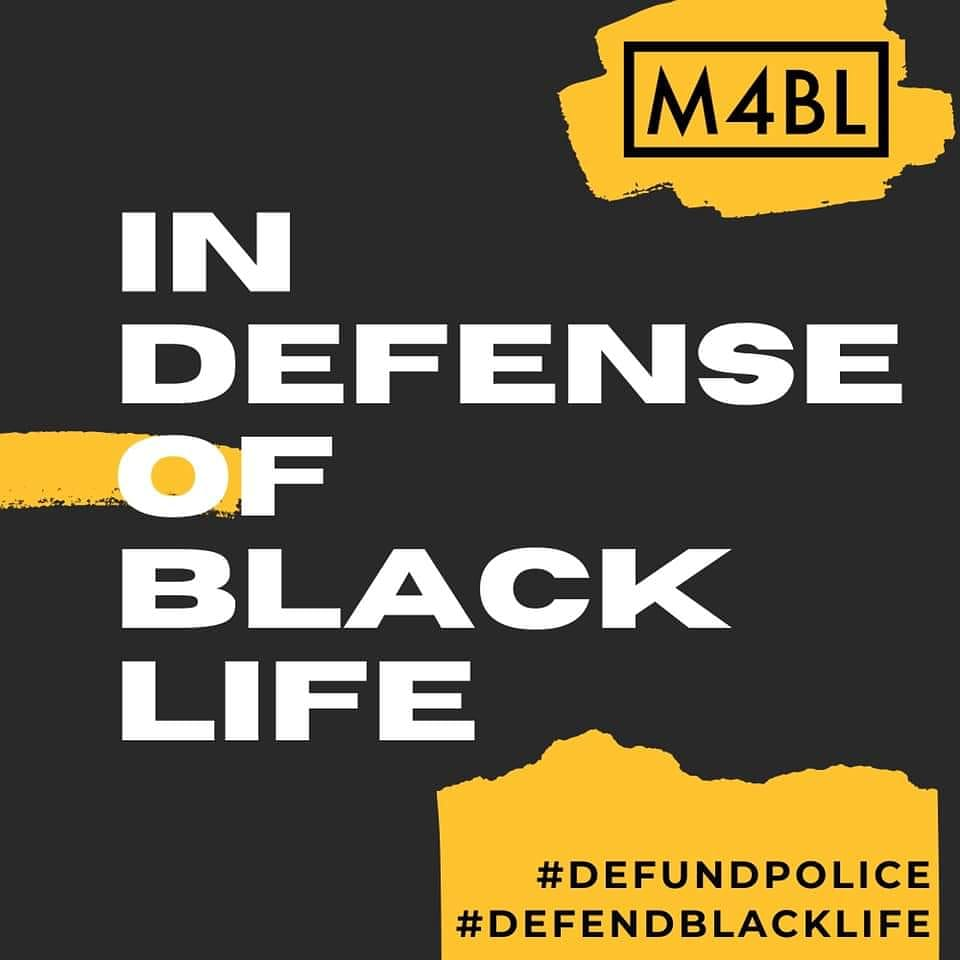 Tu lucha es mi lucha ✊🏾❤️ #BlackLivesMatter