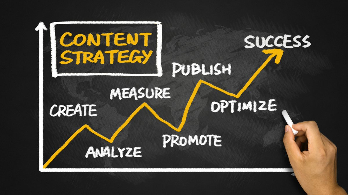 Content strategy is the discipline responsible for satisfying business requirements through content creation and distribution.  #content #techmarketing #b2bmarketing #digital #digitalmarketing #digitalmarketer #digitalmarketingagency #digitalagency #business #ecommerce pic.twitter.com/Fb9TsYsEfO