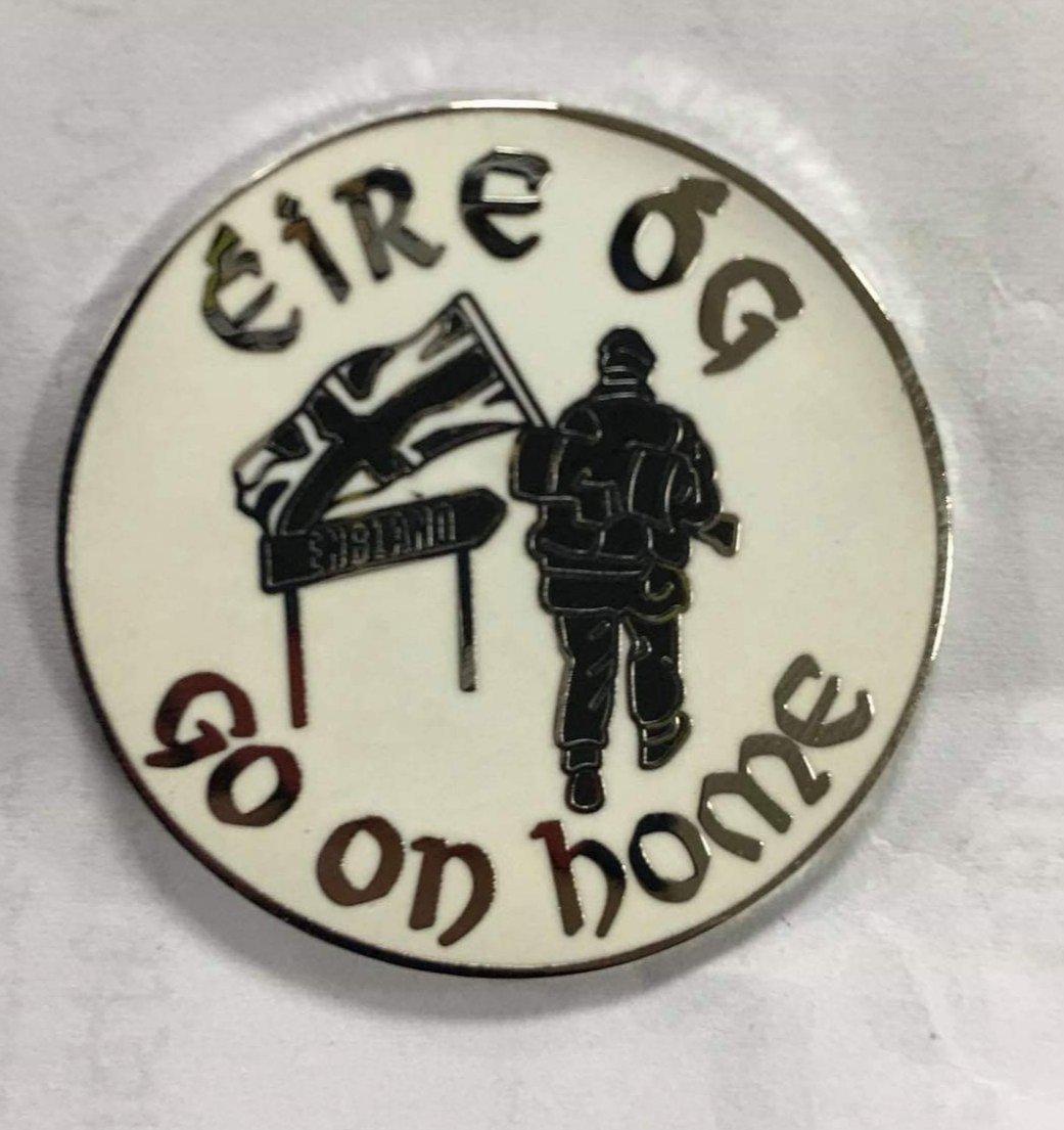 #EireOg #GoOnHome badge coming soon.