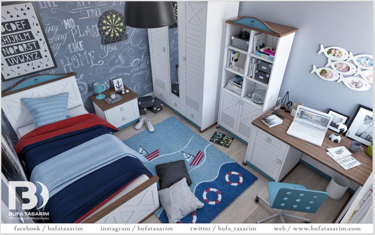 Kiremit prodüksiyon çözüm ortaklığında, Emti İnşaat için hazırlanan çocuk odası tasarımı.Huzurlu bir hafta dileriz. 3dsMax/Vray/Ps http://www.bufatasarim.com #3ds #3dmax #vray #render #rendering #interior #interiordesign #interiordecor #design #designer #room #roomdecor #furniturepic.twitter.com/W24LoUwFtA