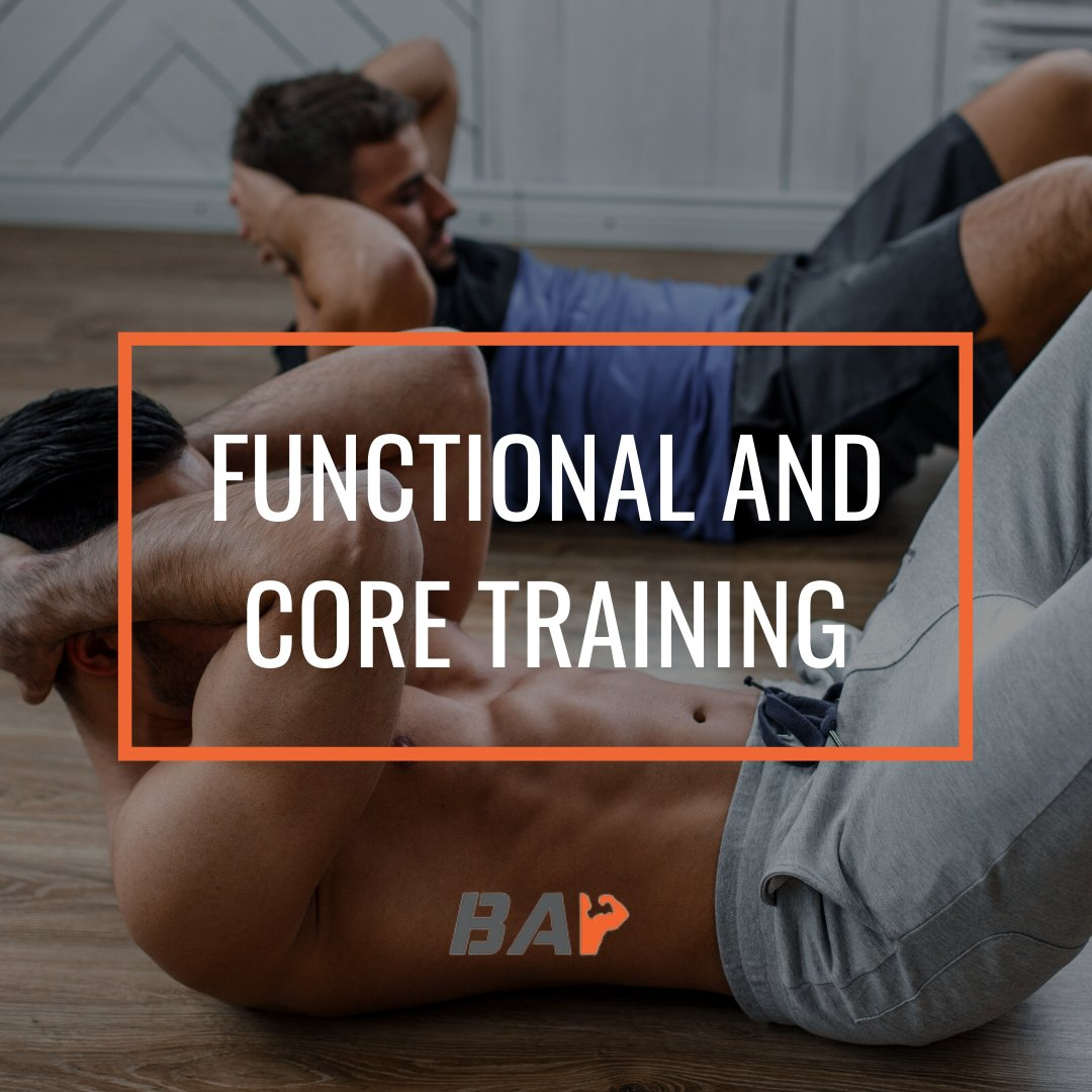 Functional core training is about power, strength and stabilization. Want to know what suits you the best? Book your call now: https://bafitness.net/ #functionaltraining #coretraining #strengthpic.twitter.com/Z7i3irAeQl