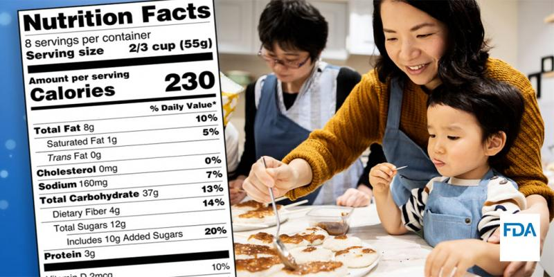 #COVID19 impacts many of our daily routines, including how we shop for and prepare food. As we adjust to these changes, it is important to eat healthy. @US_FDA's recent updates to the Nutrition Facts Label can help you learn more about the foods you eat. https://t.co/kADu1TiDWA https://t.co/3VDe1Z0THH