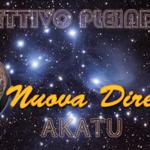 Image for the Tweet beginning: Una #NuovaDirezione #Akatu 🌱🌌