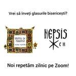 Image for the Tweet beginning: Nepsis Elveția organizează pe zoom