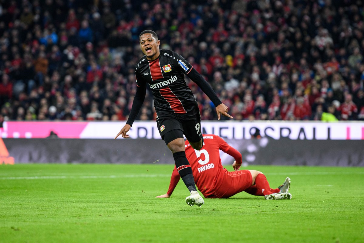 ⏪ The last time we faced Bayern...   🔜 #B04FCB https://t.co/Yig0YDrf2s