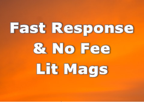 80 fast response & no fee literary magazines/journals UPDATED! https://buff.ly/2qrPgl9  #poetrycommunity #litmag #getpublished #poetrytippic.twitter.com/48fnuxld5p