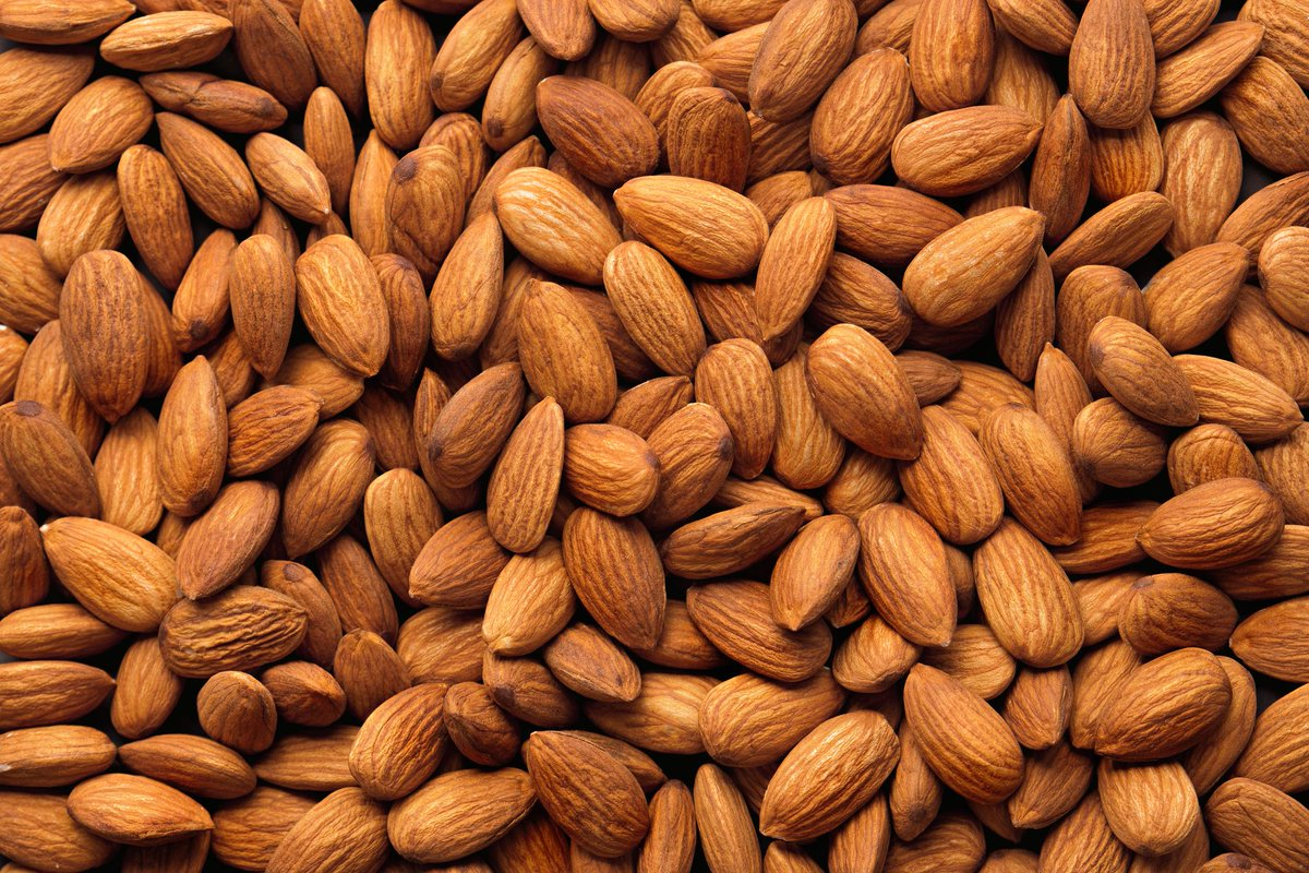 The health Benefits of Almonds  Ideal for diabetics?  Keep blood pressure low?   Skin Care? Stops colon cancer and constipation?  Energy boosters? Brain food? How important are almonds in Sports? Almonds in Pregnancy?    https://bit.ly/2BnwKQe  #nutrition #healthy #Health pic.twitter.com/C8R2oo14jC