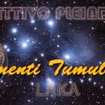Image for the Tweet beginning: Momenti Tumultuosi #Laka 🌱🌌