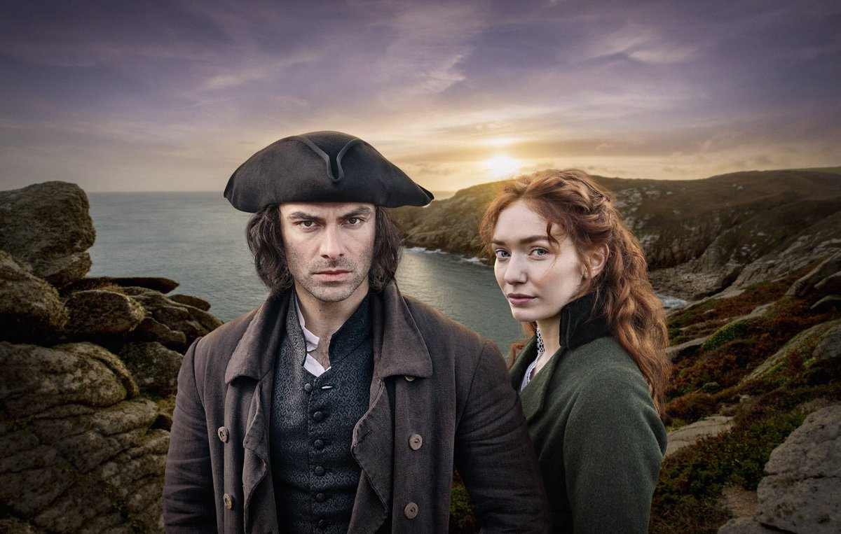 We are deeply saddened to hear of the passing of Poldark fan, Adrianna A. Adrianna was a huge supporter of Poldark and ran lots of large pages to promote our series. Our thoughts are with her family & friends during this difficult time. Thank you Adrianna, RIP.