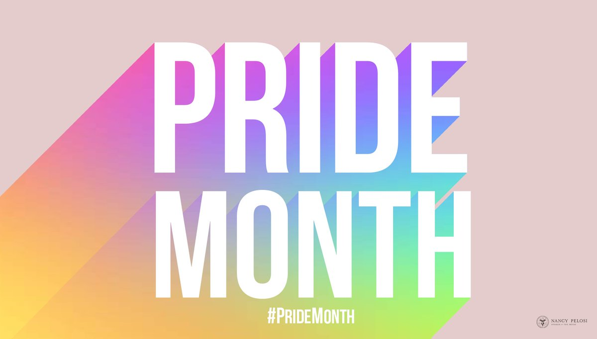 More than 50 years after Stonewall, #PrideMonth is celebrated as a testament to the progress we've achieved in the fight against bigotry & discrimination — and stands as a reminder of the work that remains to achieve full equality for LGBTQ people and all Americans.