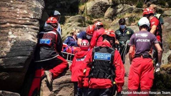 Man injured in #Staffordshire beauty spot fall https://t.co/0TqRYageLd https://t.co/dzcSZ8pOXZ