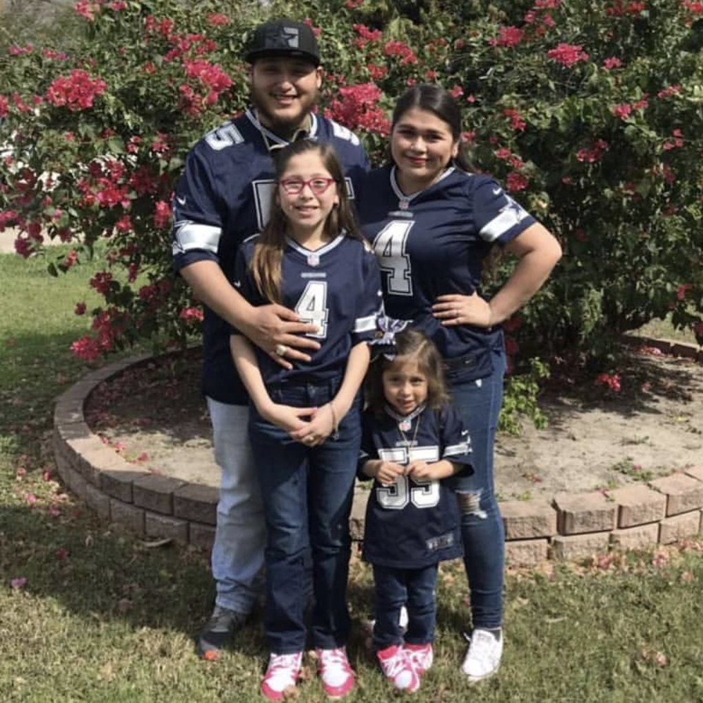 Congrats to our #CowboysOutdoors winner, Abigail B. Her whole family is adding to the spring & summer beauty outside with a classic #CowboysNation look!  Thanks to every #DallasCowboys fan who entered this giveaway! More fun & Pro Shop prizes coming soon! https://t.co/vshlVZR7Ii