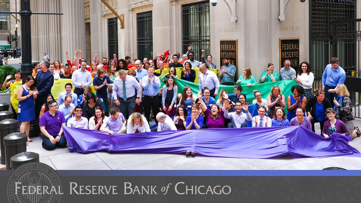 We may be miles apart but we still celebrate #PrideMonth 2020. Here's one  of  our past flag organized by our Spectrum employee group. Miss all of you! https://t.co/318d5bMe1r
