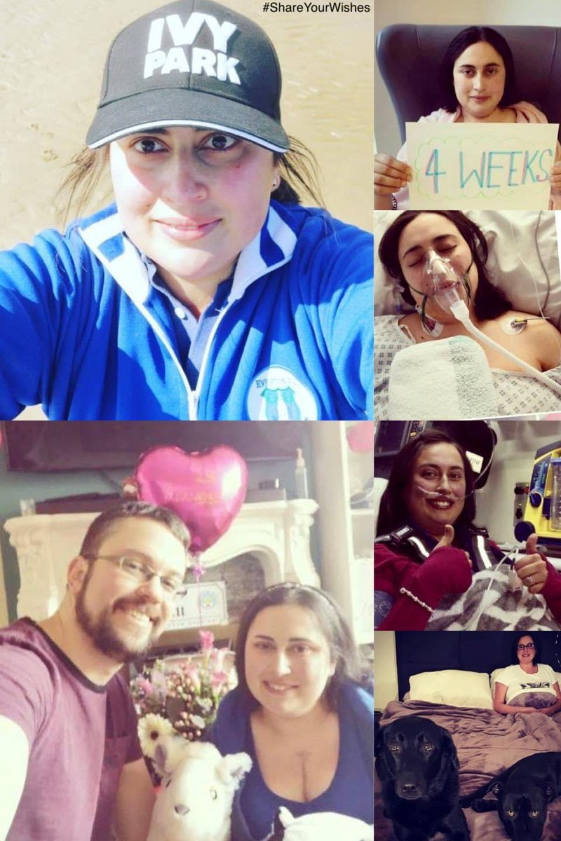Rebecca received a double lung and heart transplant over 12 months ago and shares her story so people can see what a difference to someone's life you can make by agreeing to #organdonation.   https://www.facebook.com/308381019644605/posts/868757590273609/?d=n…pic.twitter.com/1fdSYFXAPZ