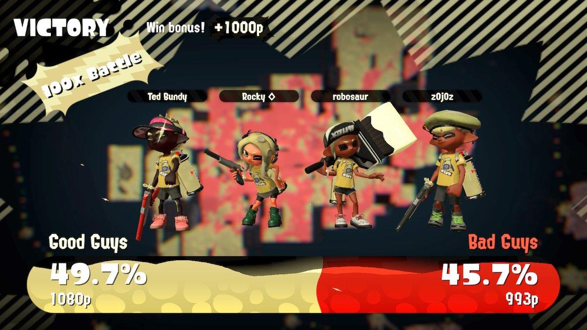 #splatfest #Splatoon2 #NintendoSwitch