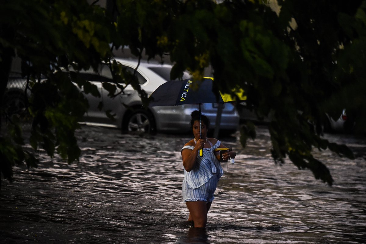 Our future is going to be a soggy mess. Thanks, climate change