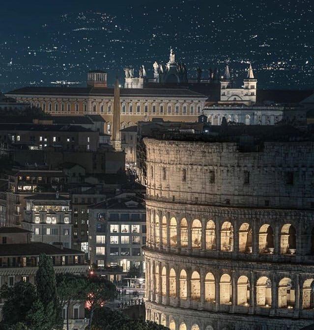 """""""Roma non è una città come le altre. E' un grande museo, un salotto da attraversare in punta di piedi"""" 📣 Alberto Sordi  #Rome #Roma"""