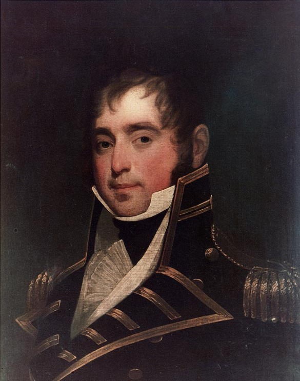 """#OTD June 1, 1813, British forces captured @USNavy's  #USSChesapeake, off the coast of Boston, MA, commanded by #CaptJamesLawrence. He was mortally wounded, but as he was carried below deck, he orders the iconic phrase: """"Tell the men...DON'T GIVE UP THE SHIP!""""🇺🇸⚓️@DOD_Outreach"""