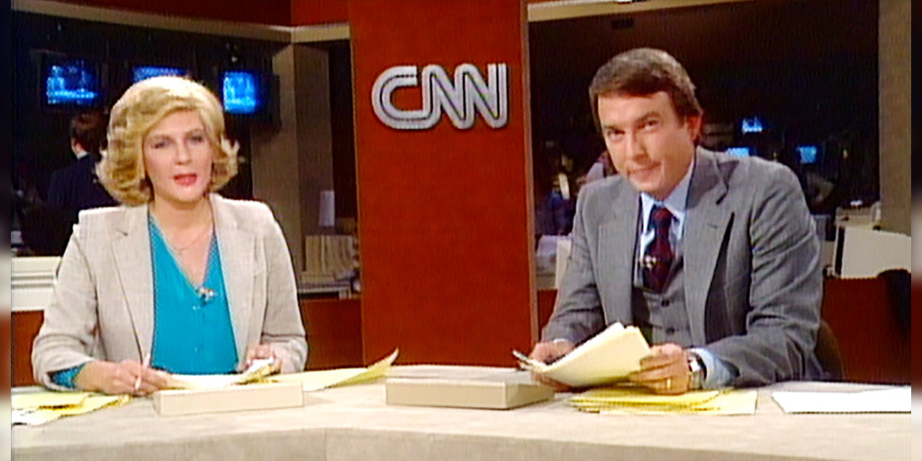 #OTD in 1980, @CNN made its debut as the the first round-the-clock TV news network.  The lead story that day?  The assassination attempt on civil rights leader Vernon Jordan by white supremacist Joseph Franklin, who was attempting to incite a race war in USA.  #FortyYearsAgo
