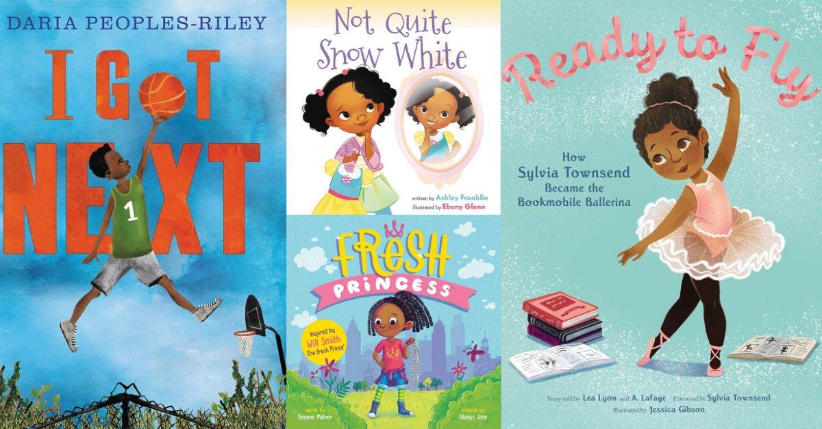 RT <a target='_blank' href='http://twitter.com/HarperChildrens'>@HarperChildrens</a>: 22 Picture Books to Inspire Conversations about Diversity <a target='_blank' href='https://t.co/I2WyCFvpBS'>https://t.co/I2WyCFvpBS</a> <a target='_blank' href='https://t.co/byMSizKR6l'>https://t.co/byMSizKR6l</a>