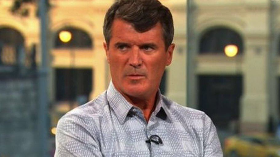 Roy Keane reveals he once punched an unnamed Man Utd team-mate in the face after discovering him designing a football-themed hotel on the way back from a 1-0 defeat at Southampton