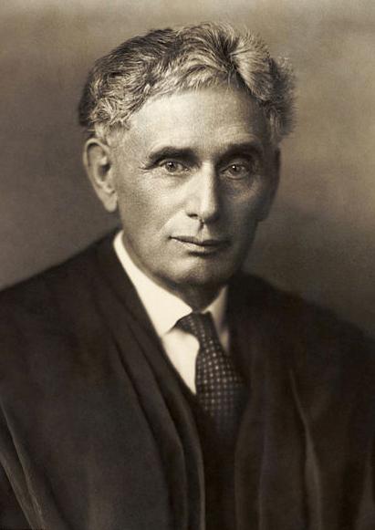 'People's Lawyer' Louis Brandeis: 1st Jewish Supreme Court Justice  #OTD #ThisDayinHistory #History #SupremeCourt