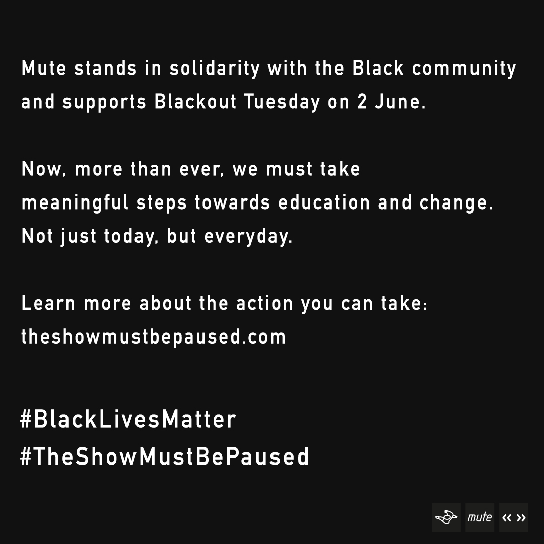 Learn more about the action you can take: https://t.co/0DZLPbR4eL  #BlackLivesMatter #TheShowMustBePaused https://t.co/RTMUnuEzM1