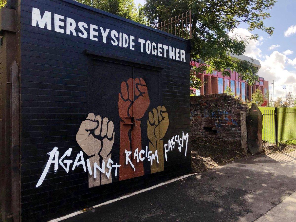 Stanley Park, Liverpool. #BlackLivesMatter