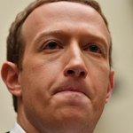 Image for the Tweet beginning: Facebook-ansatte vil have chefen til