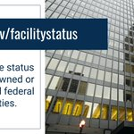▶️ Check the status of GSA owned or managed federal facilities at https://t.co/rZQiOckTYa.   #Coronavirus #COVID19