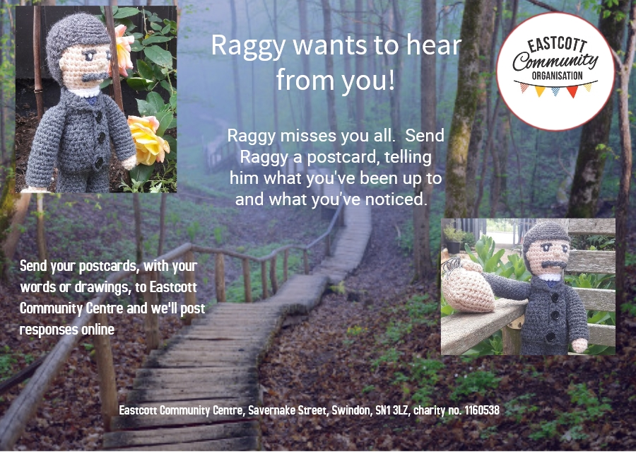 Hi there! Don't forget to write to Raggy. Postcard templates can be found here... ow.ly/TMDq50zKN0J