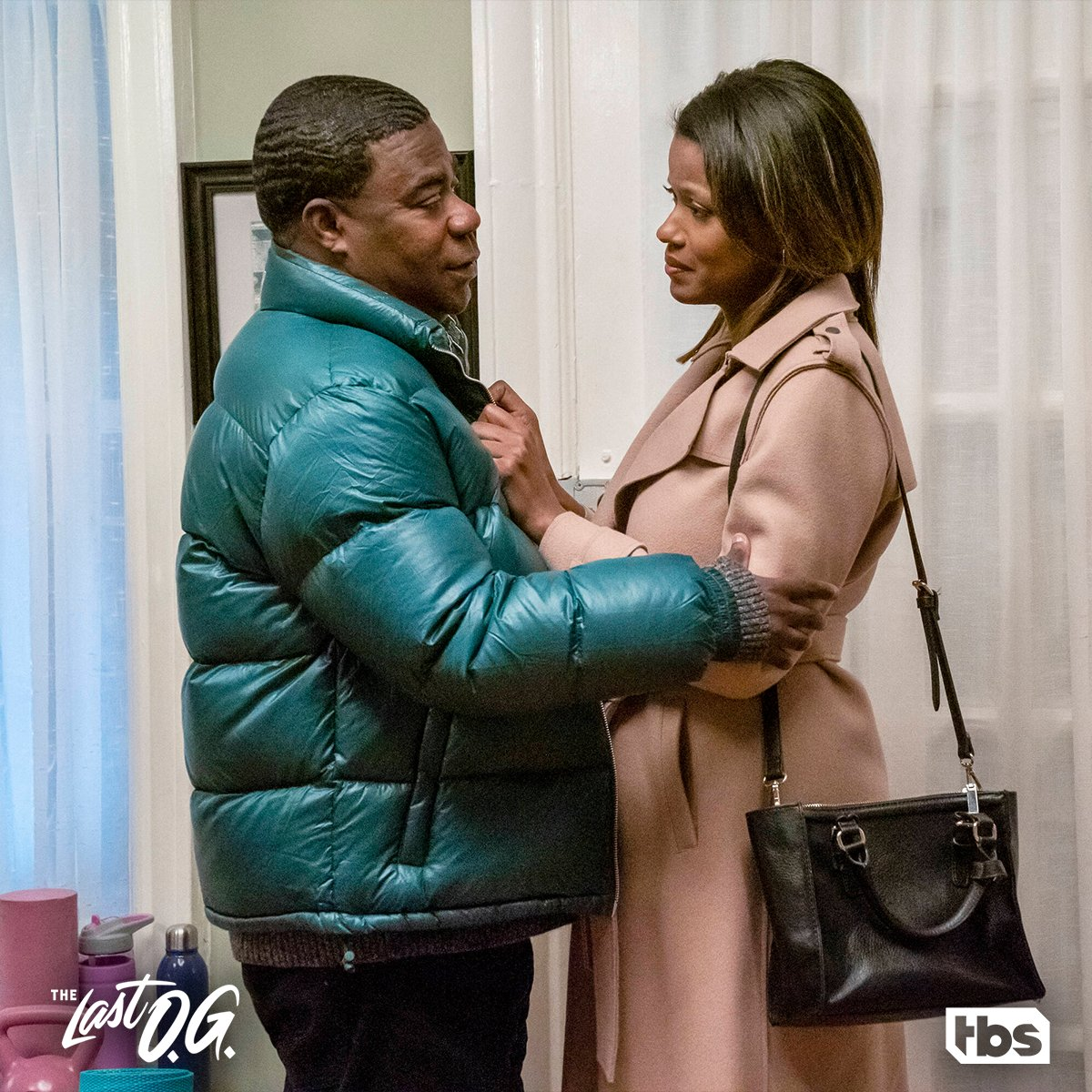 Could this be a new lady in Tray's life? Find out tomorrow on an all-new episode of #TheLastOG!