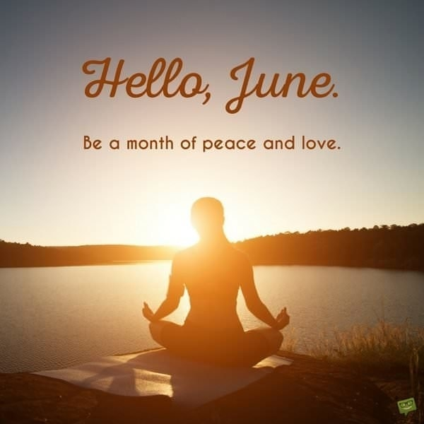 June...Remember it's not too late for you to make a difference! Be the calm after the storm. Peace & Love!pic.twitter.com/lUXrG4Gkdm