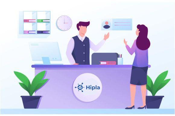 Ensure your visitors are never caught up at registrations. Presenting Hipla's Visitor Management System - seamless, suave, and smart - so you can make an impression as your guests walk in the door.  #Hipla #iot #smart_office #innovation #visitor_management_system