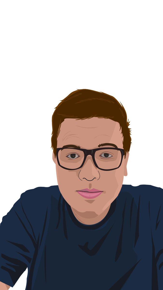 First trial vector art. Tool: Affinity Designer. pic.twitter.com/HodMPvha7D
