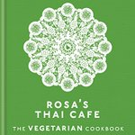 Image for the Tweet beginning: Rosa's Thai Cafe (veggie cookbook)
