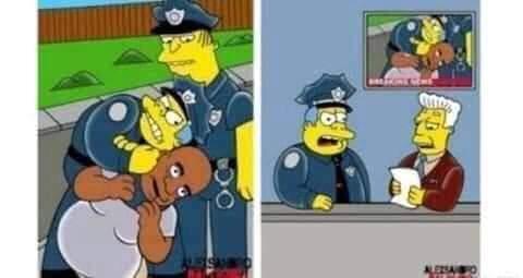 Los Simpsons tienen pacto con el mismísimo diablo 😵😵😵 #simpsonspredictions