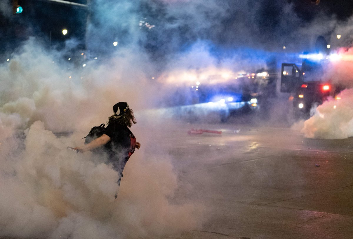 Police violence will make it harder to fight COVID-19