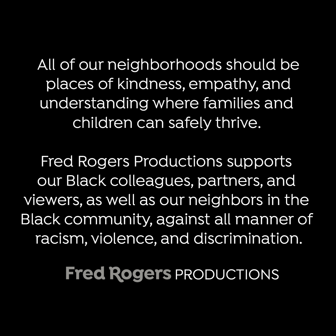 Fred Rogers Productions Fredrogerspro Twitter