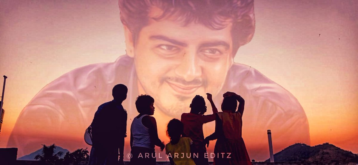 Good Morning Thala Bloods!#Valimai pic.twitter.com/oIRpGotmRt