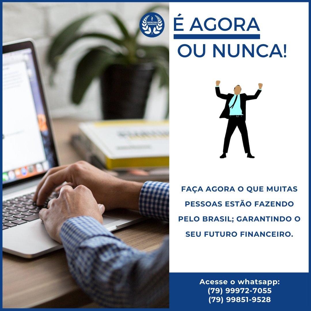 whatsapp:  (79) 99972-7055/99851-9528 #rendaextra, #trabalhoemcasa, #brasilinfinit, #brasil infinit, #proprionegocio, #empreendedorismo, #sucesso, #marketingdigital, #marketing, #empreender, #empreendedor, #vendas, #liderança, #oportunidade