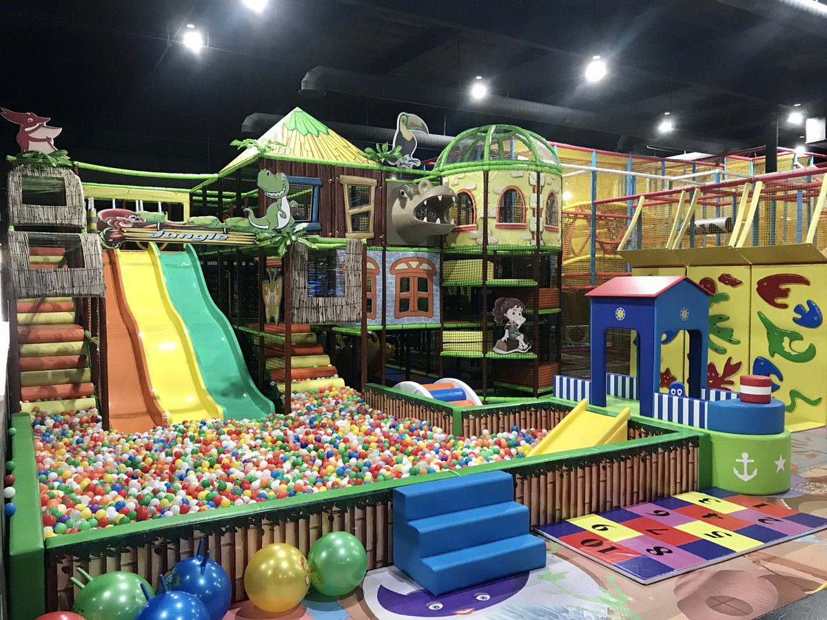 No Surrender in Clovis IS OPEN!! It's remodeled with lots of great additions!  -New Toddler Adventure Course -New Arcade -New Laser Tag Layout -New Virtual Reality Games -New Boba Bar  Get out of the house and play!  No Surrender Unlimited in Fresno will re-open on June 15th. pic.twitter.com/asWPuyr6GN – at No Surrender Laser Tag & Adventure Park