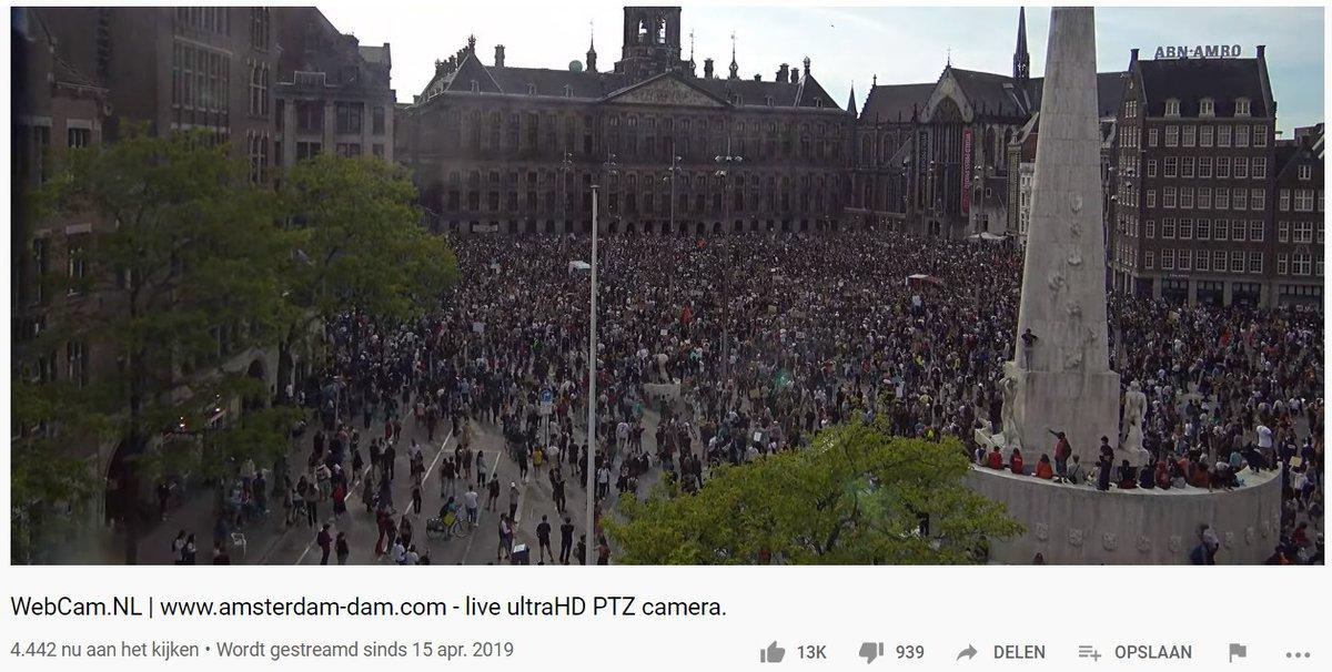 In haar deugtunnelvisie liet #Halsema dit gebeuren. #FVD steunt demonstratierecht. Maar afgelopen 9 weken dwong Halsema winkeleigenaren wél om te sluiten op straffe van torenhoge boetes. In Republiek Amsterdam is iedereen gelijk, maar GroenLinks-kartel is iets gelijker. #aftreden