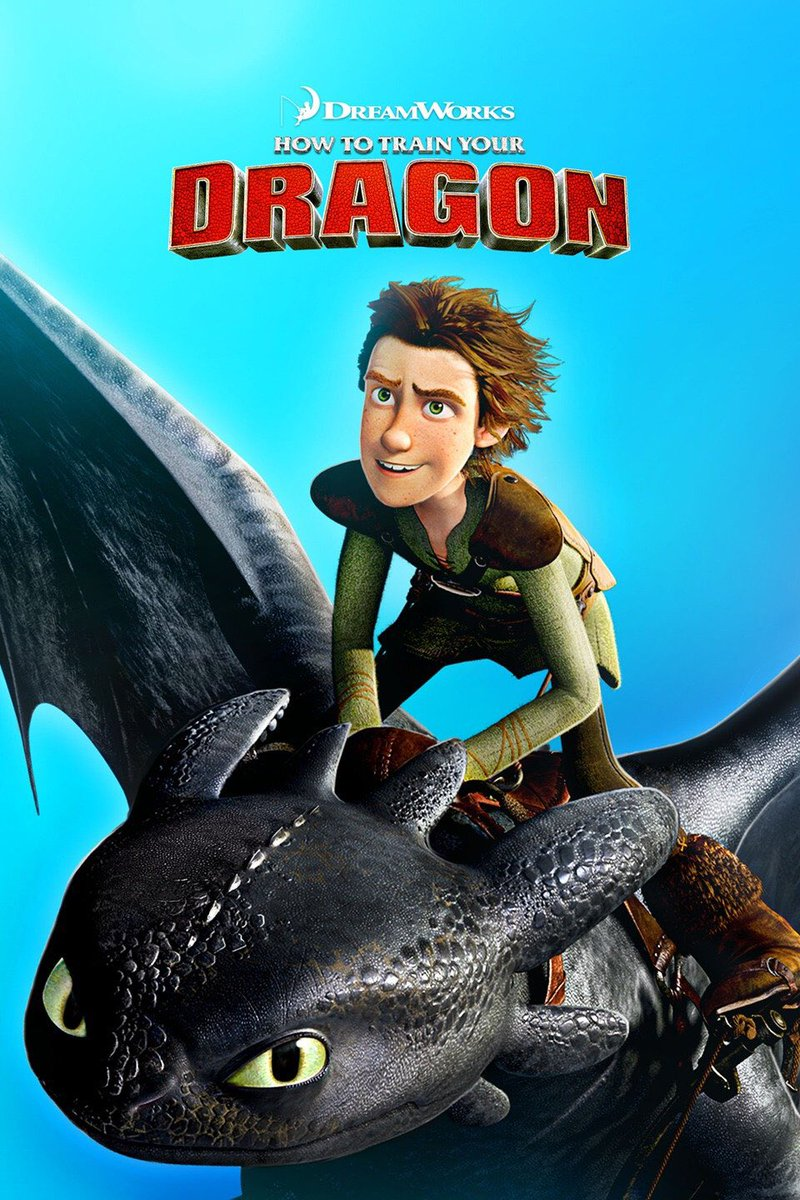 #HowToTrainYourDragon #MovieReview: 10/10  Pros:  •Stellar animation  •Heart-warming story  •Toothless/Hiccup  •Fun for all ages  •Engaging relationships  •Flight sequences give you goosebumps  •Phenomenal pacing  •Solid voice acting  Cons:  •N/A pic.twitter.com/PSV54isEP2
