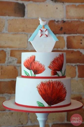 Rosy #Cakes