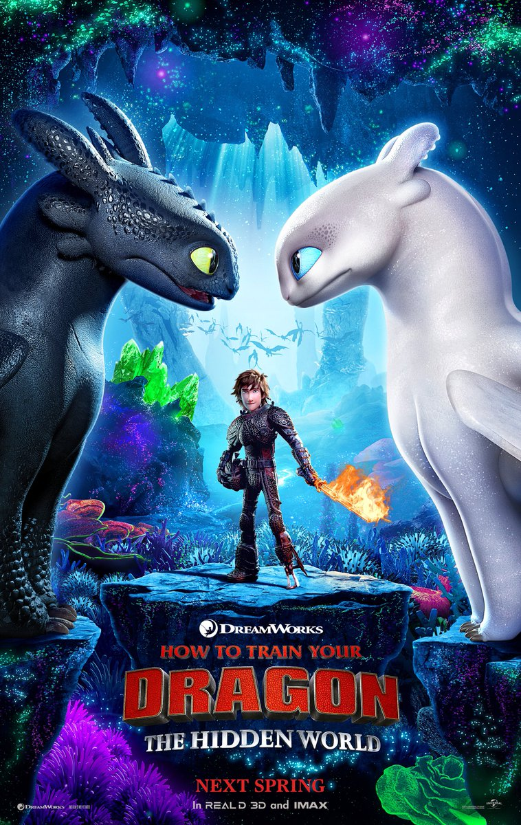 #HowToTrainYourDragon (The Hidden World) #MovieReview: 9/10  Pros:  •Sensational direction  •Epic concluding chapter  •The most emotional film of the series  •Perfect animation  •Exciting action  •Engaging story and villain  Cons:  •Some characters are kinda useless pic.twitter.com/fteAGmoXe4